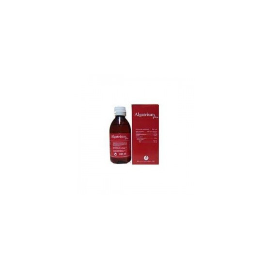 Algatrium Plus Líquido DHA 70% 30 ml