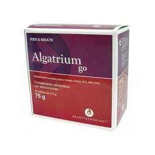 Algatrium Go adultos y niños 30 sobres