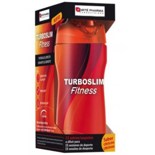 Forte Pharma Turboslim Fitness 15 envelopes (+ 400ml bottle)