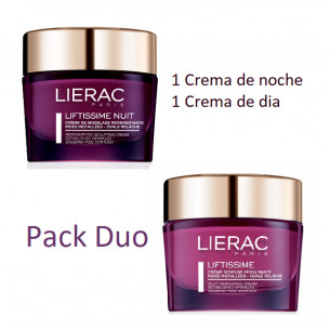 Lierac Liftissime Pack Crema de Dia y Noche (50ml cada)