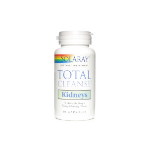 Solaray TOTAL CLEANSE KIDNEY 60 cápsulas