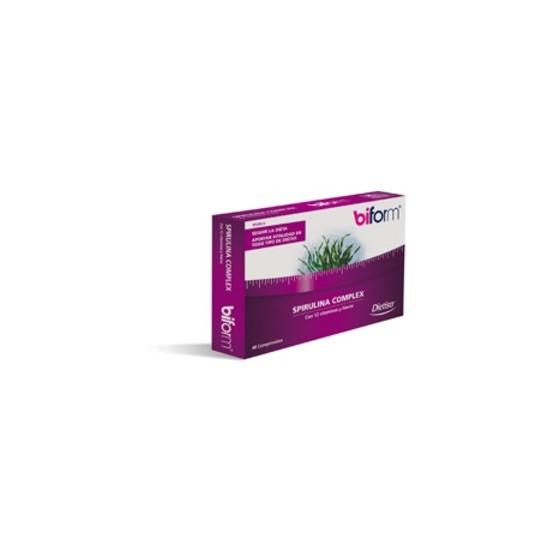 Dietisa BIFORM SPIRULINA COMPLEX 48 comprimidos