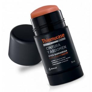 Thiomucase Hombre Cintura y Abdomen Stick Quemagrasas 75 ml.