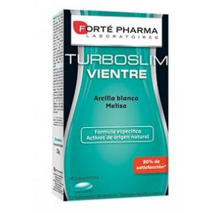 Turboslim Vientre Plano 28 cápsulas de Forte Pharma