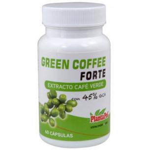 Café Verde Plantapol 60 cápsulas (Green Coffee Forte)