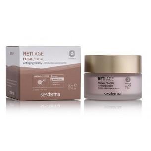 Sesderma Reti Age crema antienvejecimiento 50ml. Con retinol