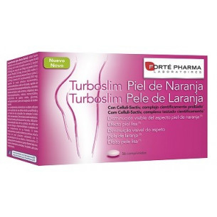 Turboslim Orange Peel 56 tablets with Massaging Gift