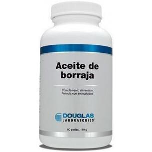 Douglas Aceite de Borraja 1000mg 90 perlas