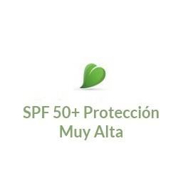 SPF 50+ Protección Muy Alta