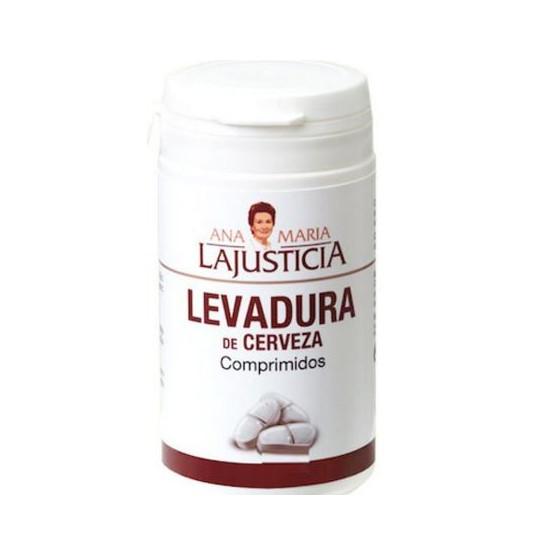 Ana Maria Lajusticia Beer yeast 80 tablets