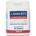 Lamberts 5-HTP (triptofano) 100mg. 60 comprimidos