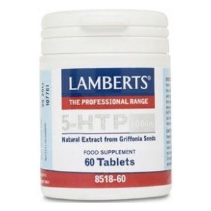 Lamberts 5-HTP (Tryptophan) 100mg. 60 tablets