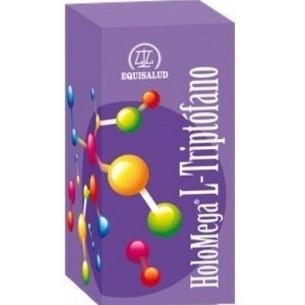 Equisalud Holomega l-triptofano 180 capsulas