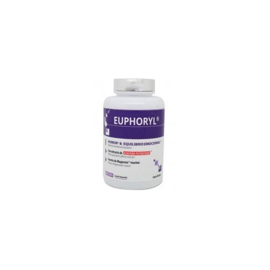 INS Euphoryl Safranal 5htp (Tryptophan) 90 capsules