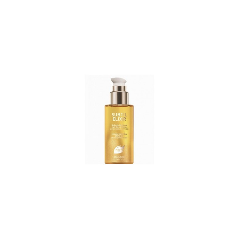 Phyto Subtil Elixir Oil Dry Hair Shine Bcnpharma