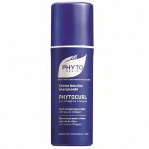 Phytocurl Crema Capilar Rizos Energizante 100ml
