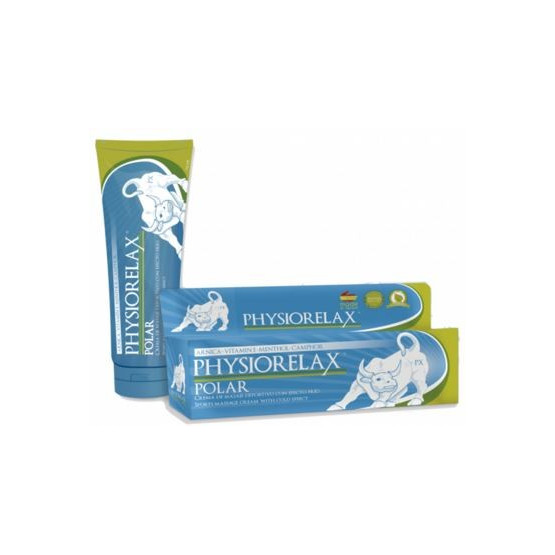 Physiorelax Polar cream massage 75 ml. cold effect