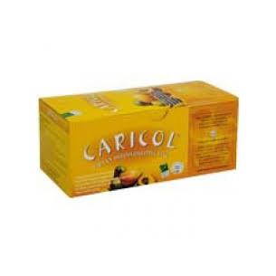 100% Natural Caricol Bio 20 sobres monodosis