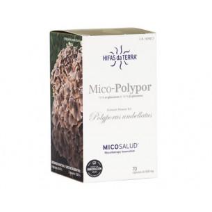 Hifas de Terra HDT Mico Polypor 70 cápsulas
