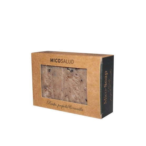 Hifas de Terra HDT Mico Soap Reishi- Propolis- Vainilla 150gr