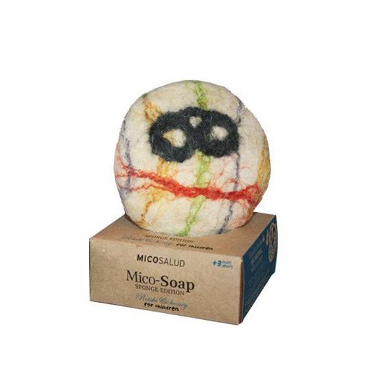 Hifas de Terra HDT Mico- Soap esponja niño +jabón reishi-miel 100gr