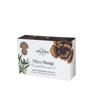 Terra hyphae HDT Mico coriolous Soap Tea Tree 150gr