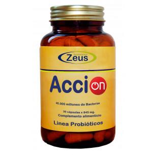 Zeus Acción 30 cápsulas