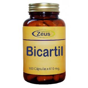 Zeus Bicartil 100 cápsulas