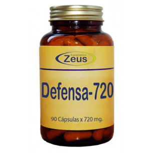 Zeus Defensa 720 90 cápsulas