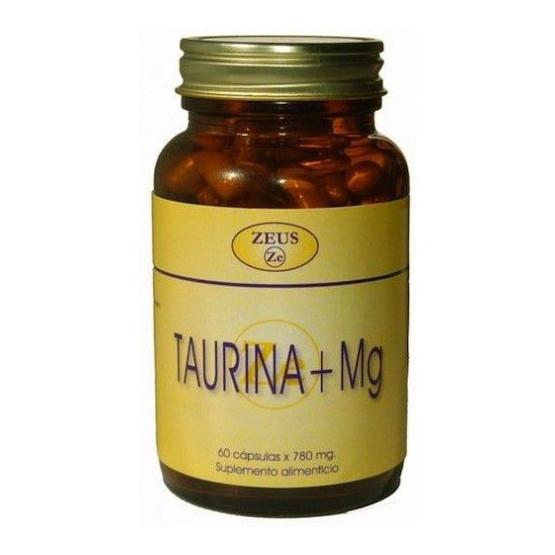 Zeus Taurina-Mg 60 cápsulas