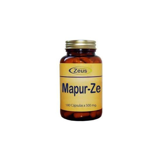 Zeus Mapur-Ze 180 cápsulas