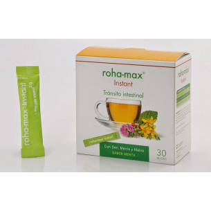 Roha Max tránsito intestinal 30 sticks