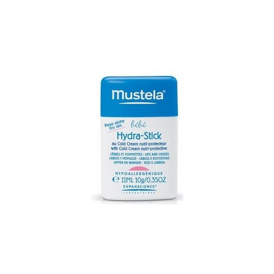 Mustela Hydra Stick Cold Cream 10 ml.