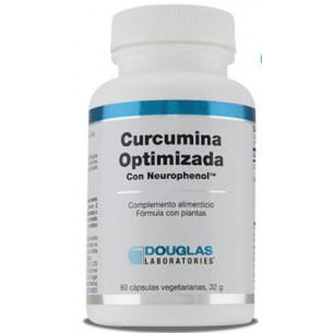Douglas Curcuma (Turmeric ) optimized Neurofenol 60 capsules. food supplement