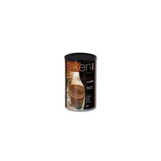 Sikendiet desayuno de cacao 400gr