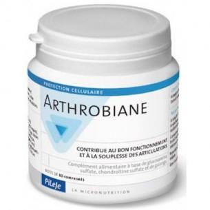 Pileje Arthrobiane 80 comprimidos