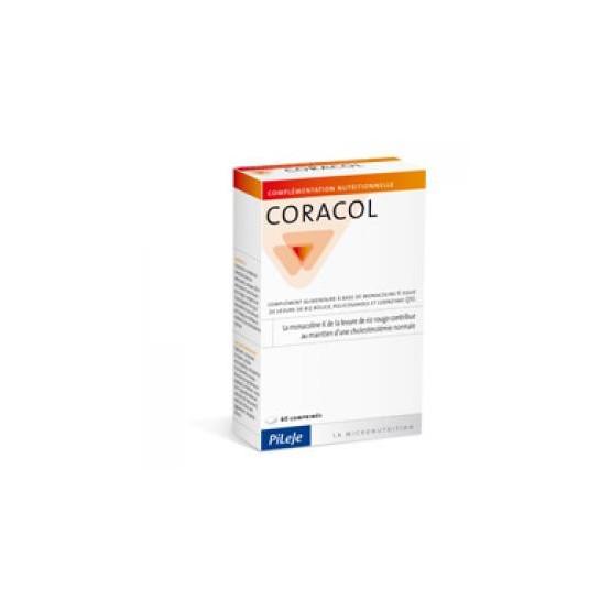 Pileje Coracol 60 comprimidos