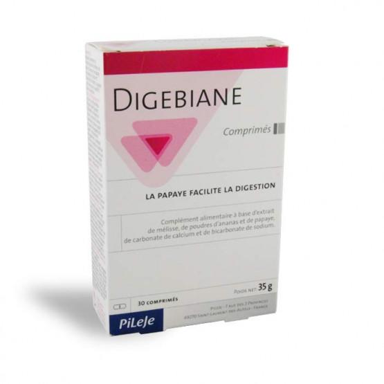 Pileje Digebiane 30 comprimidos