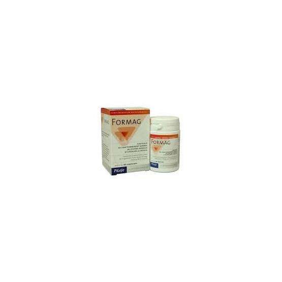 Pileje Formag (magnesio, taurina, vitamina B6) 90 cápsulas