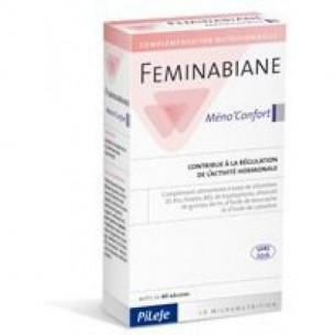 Pileje Feminabiane meno confort 60 cápsulas