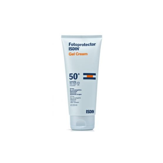 Isdin Sunscreen SPF 50+ Cream Gel 200ml (Body)