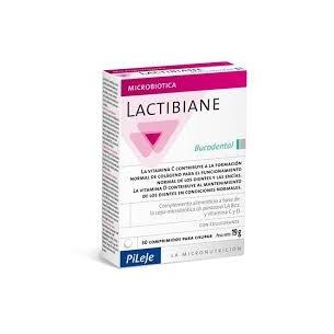 Pileje Lactibiane bucodental 30 comprimidos