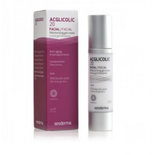 Sesderma Acglicolic 20 Hydrating Gel Cream - 50ml