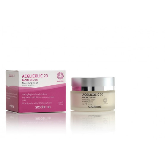 Sesderma Acglicolic 20 Nutritive Cream - 50ml