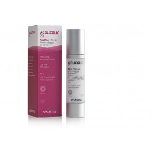 Sesderma Acglicolic 20 Hydrating Gel Cream oily skins - 50ml