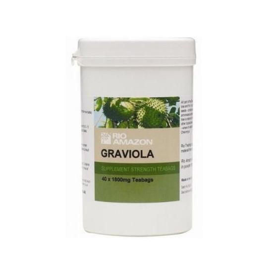 Graviola (soursop) crushed leaves 40 infusions. Natural universe