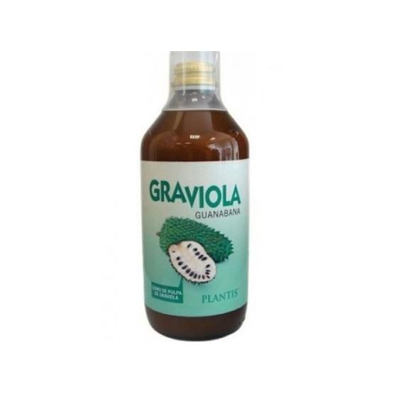 Graviola liquid (juice pulp) 500ml. Artesania
