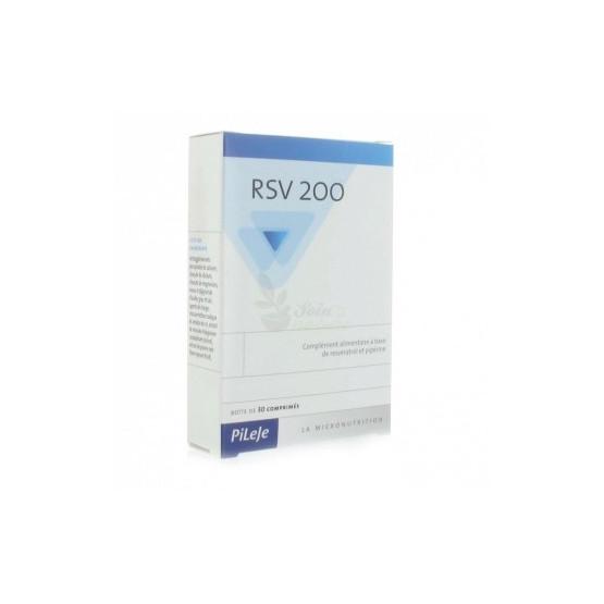 Pileje RSV (resveratrol) 200 30 comprimidos
