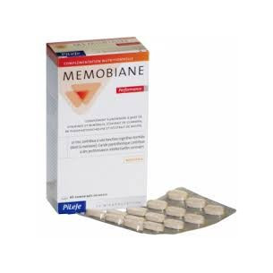 Pileje Memobiane rendimiento 60 cápsulas