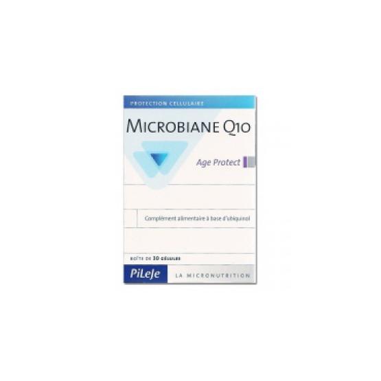 Pileje Microbiane Q10 Age Protect 14 sticks